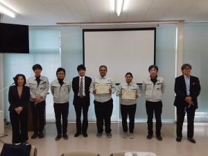 静岡大学留学生インタラクティブインターンシップ